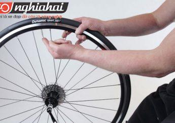 Làm sao để kéo căng nan hoa xe đạp 3