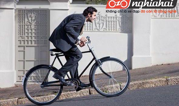 Đã đến lúc người yêu xe đạp nên thúc đẩy chiến dịch đạp xe đi làm mỗi tuần 1
