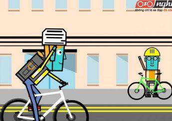 Đã đến lúc người yêu xe đạp nên thúc đẩy chiến dịch đạp xe đi làm mỗi tuần 4