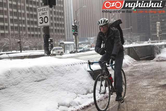 Đạp xe đi làm để tăng tốc độ 2