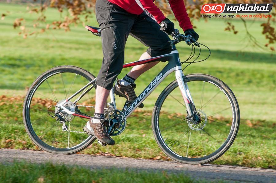 Đạp xe đi làm để tăng tốc độ 4