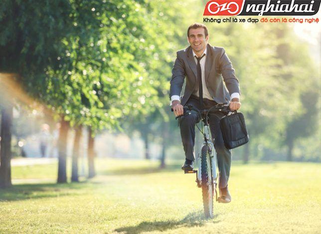 Đạp xe đi làm: Có lý do chính đáng nào để không thực hiện? 1