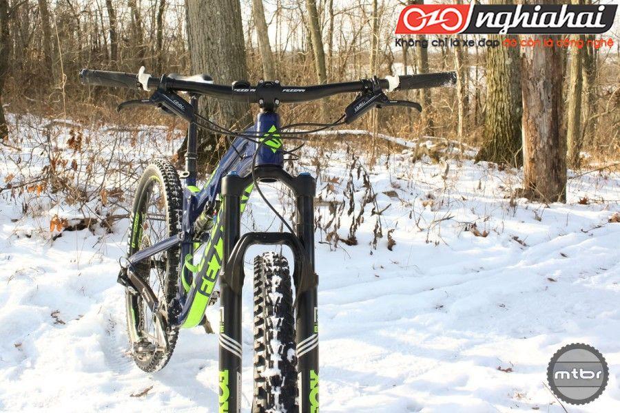 Ấn tượng đầu tiên về xe đạp Fezzari Wiki Peak Comp 3