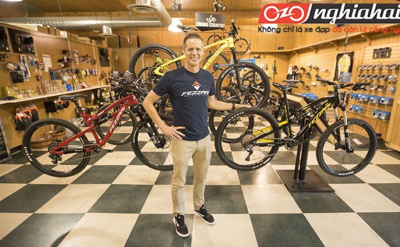 Ấn tượng đầu tiên về xe đạp Fezzari Wiki Peak Comp 5