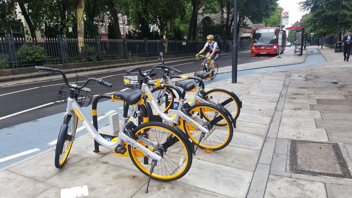 Cư dân Luân Đôn chuyển sang sử dụng xe đạp 2