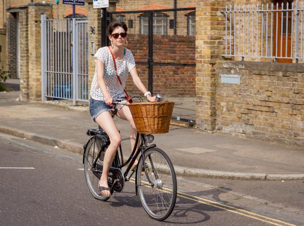 Cư dân Luân Đôn chuyển sang sử dụng xe đạp 3