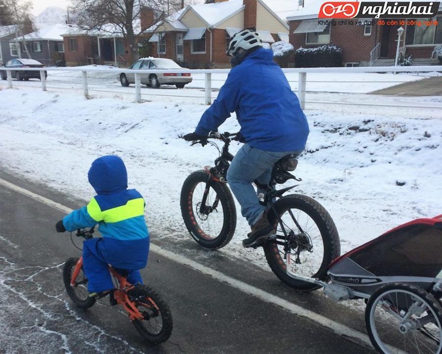 Du lịch bằng xe đạp thể thao 2