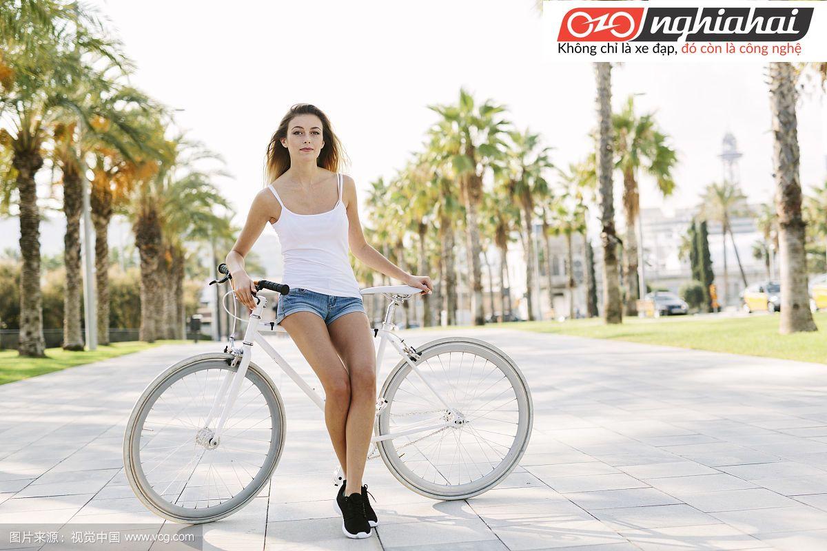 Duy trì cảm giác mát mẻ trong lúc đạp xe 1