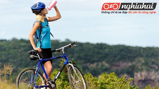 Duy trì cảm giác mát mẻ trong lúc đạp xe 3