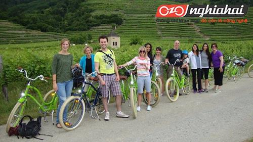 Hành trình đi phượt bằng xe đạp thể thao 2