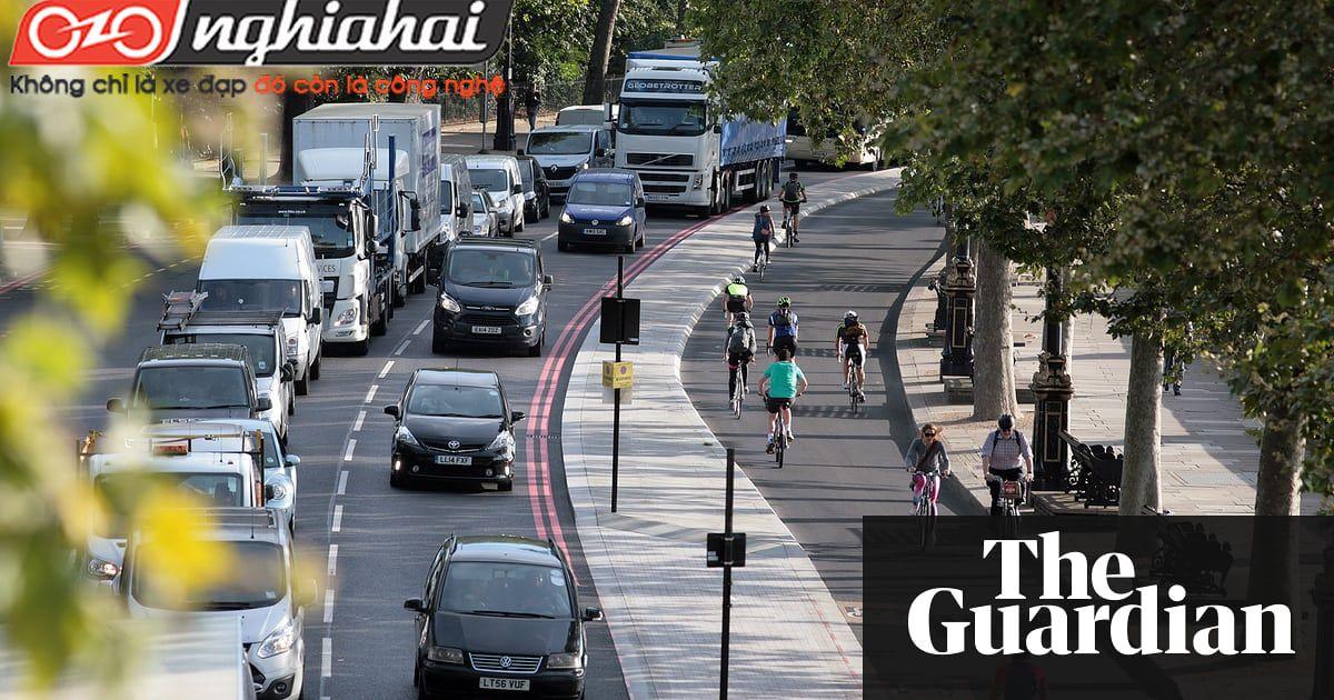 Loại bỏ làn đường dành cho xe đạp không phải là giải pháp hạn chế tắc đường 1