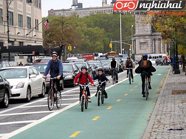 Loại bỏ làn đường dành cho xe đạp không phải là giải pháp hạn chế tắc đường 3