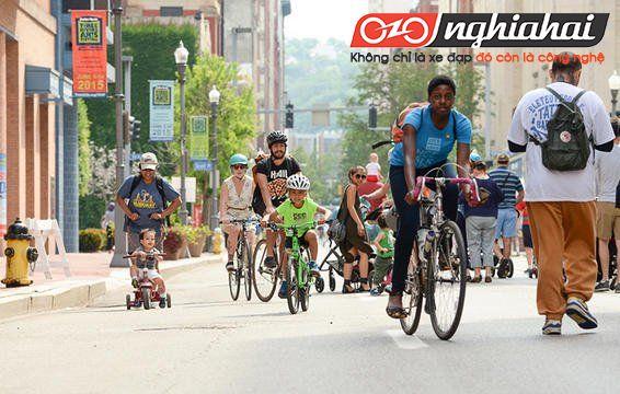 Thành phố cần tạo những bước tiến mới thân thiện với xe đạp 2