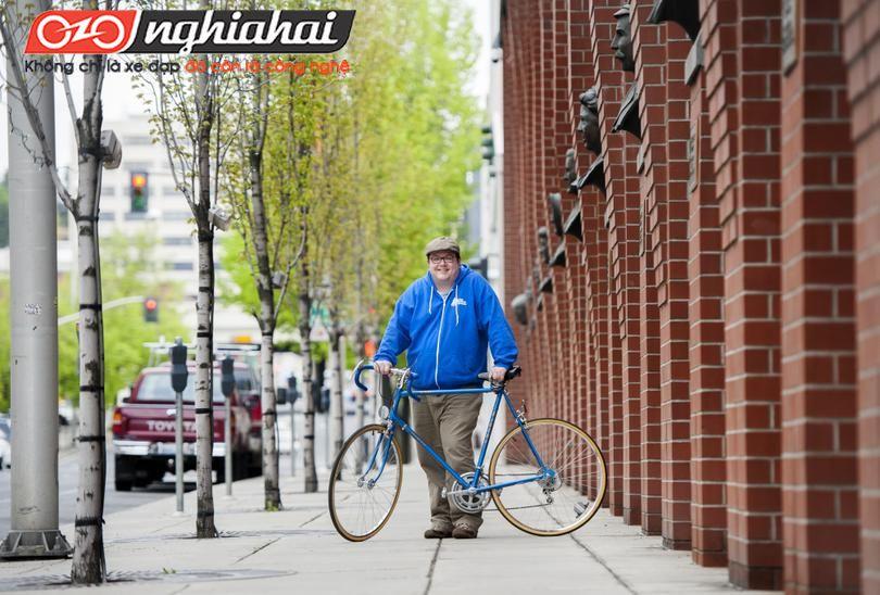Tuần lễ Đạp xe đi làm Spokane 1
