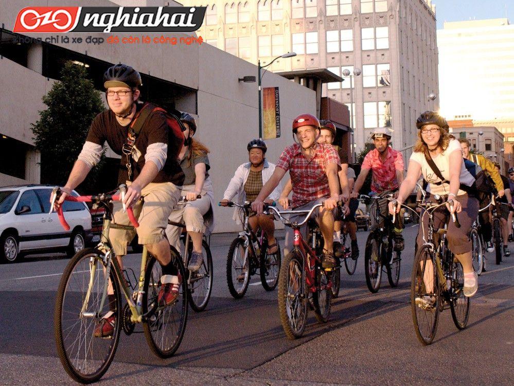 Tuần lễ Đạp xe đi làm Spokane 4