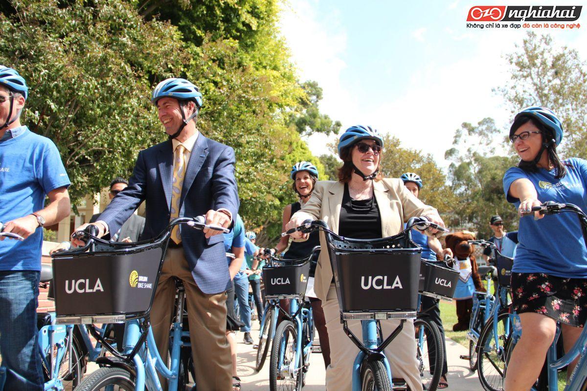 Xây dựng khuôn viên thân thiện với xe đạp 4