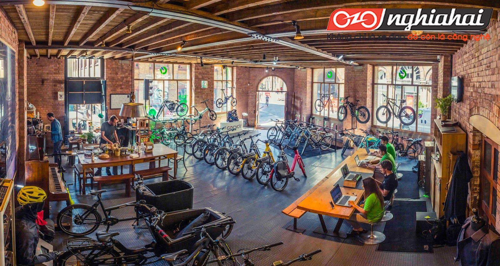 Xe đạp điện là lựa chọn đúng đắn dành cho bạn 5