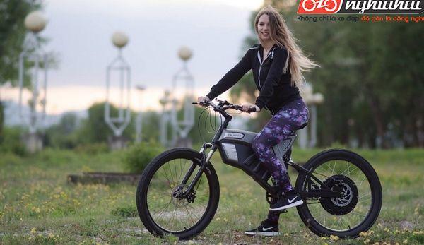 Xe đạp điện là lựa chọn đúng đắn dành cho bạn 6