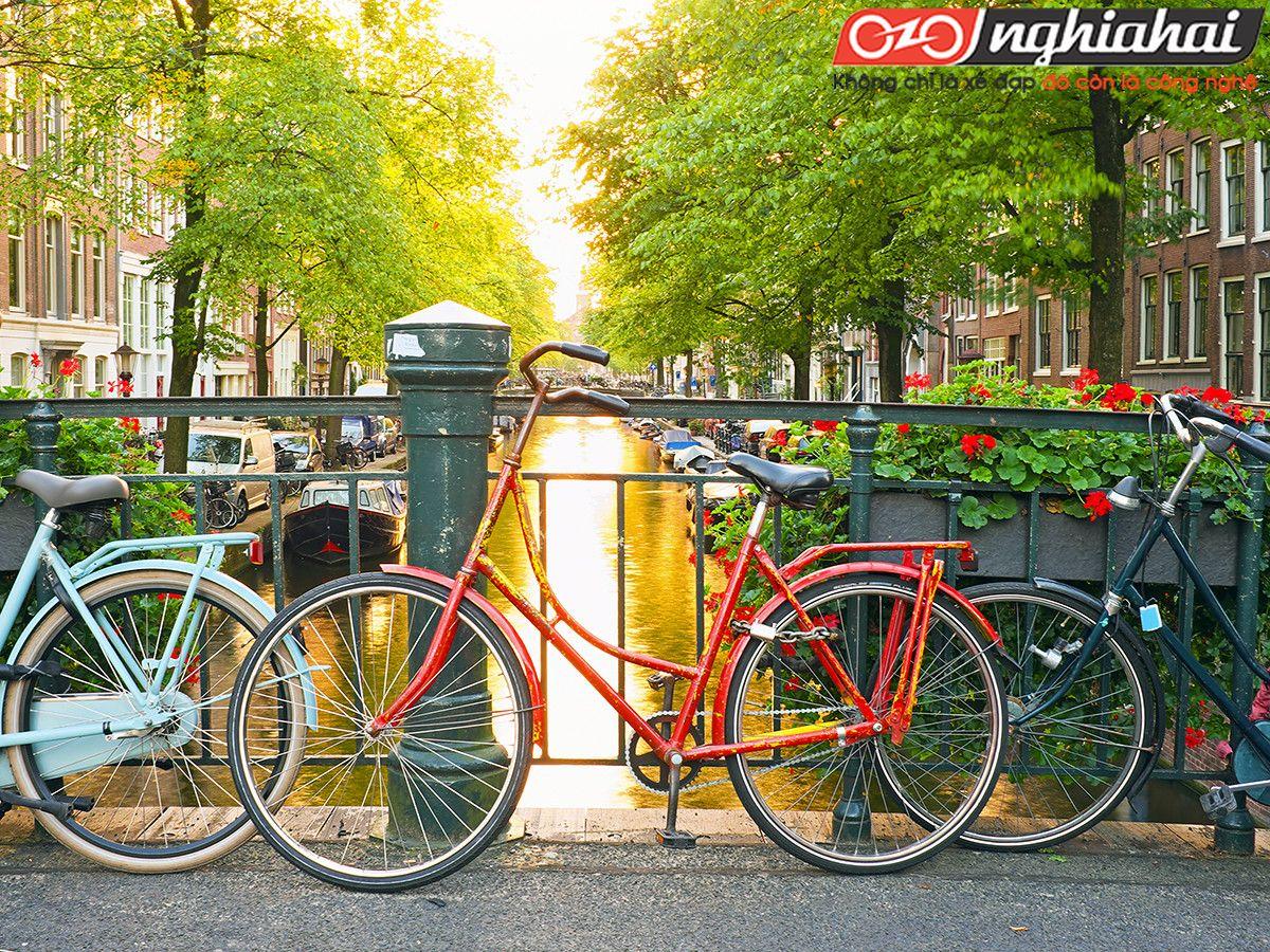 Xe đạp và đất nước Hà Lan xinh đẹp 1