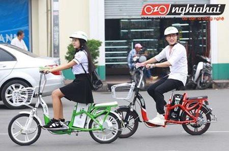 Các mẫu xe đạp điện mới năm 2019 2