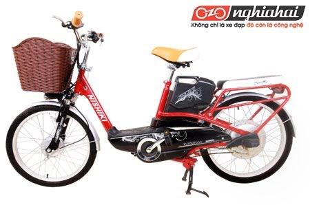 Chất lượng của xe đạp điện Nhật Bản 2