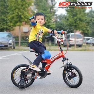 Kinh nghiệm chọn mua xe đạp trẻ em 2