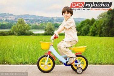 Kinh nghiệm chọn mua xe đạp trẻ em 3