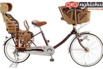 Review Xe đạp mini Nhật đời mới 3
