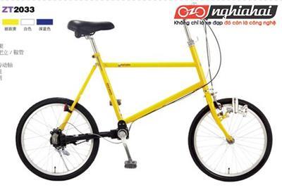 Tính năng vượt trội của xe đạp mini Nhật Bản 1