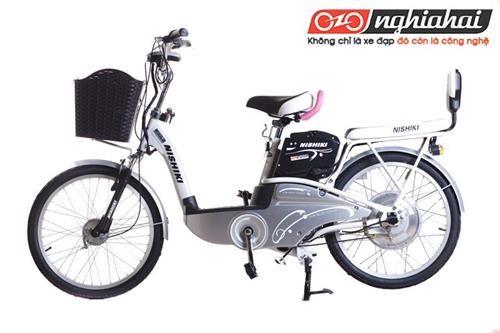 Tiêu chuẩn của xe đạp điện NISHIKI Nhật Bản 2