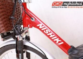 Tiêu chuẩn của xe đạp điện NISHIKI Nhật Bản 3