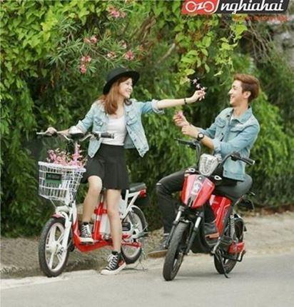 Xe đạp điện dành cho học sinh 2