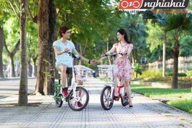 Xe đạp điện dành cho học sinh 3