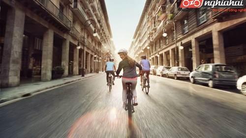 Xe đạp Nhật Bản thế hệ mới 2019 2