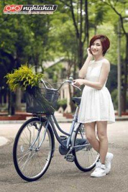 Xe đạp mini Nhật Bản-xe đạp của đẳng cấp 3