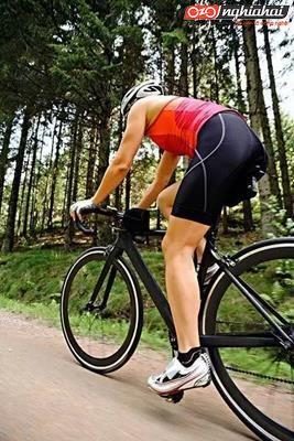 Đi xe đạp có thể giảm cân không 1