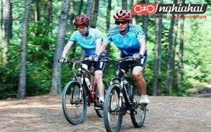 Đi xe đạp thể thao có lợi ích gì
