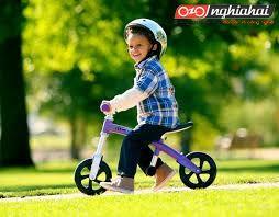 Cách chọn xe đạp trẻ em phù hợp với lứa tuổi 1