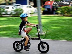 Cách chọn xe đạp trẻ em phù hợp với lứa tuổi 3