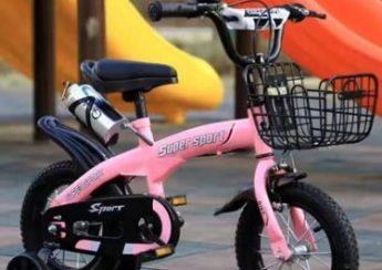 Xe đạp trẻ em 3 bánh nhập khẩu chính hãng 3