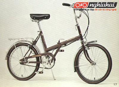 Ưu điểm và nhược điểm của xe đạp gấp