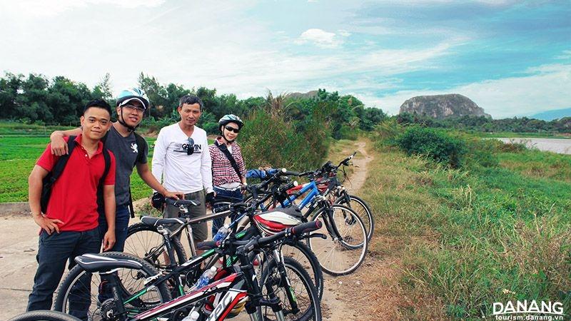 Du lịch cùng xe đạp địa hình 1