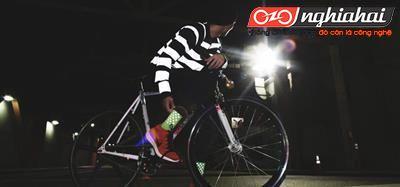 Những chú ý khi đạp xe vào buổi tối 2