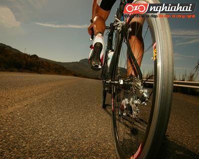 Tại sao các bộ phận trên cơ thể đều cảm thấy đau khi đi xe đạp 3