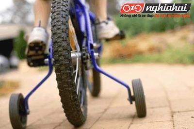 Chọn kích cỡ xe đạp của trẻ như thế nào