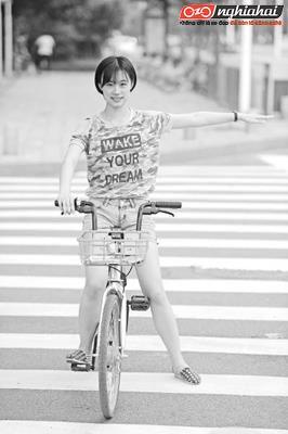 """Hiện nay đang thịnh hành """"ngôn ngữ tay khi đạp xe"""", bạn có thể dùng không ?2"""