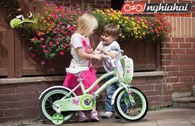 Giới thiệu tổng thể xe đạp trẻ em Goodbaby3