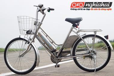 Xe đạp điện Trung Quốc bán khá chạy ở châu Âu2