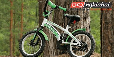 Đánh giá xe đạp địa hình Tauki Kid Bike BMX2
