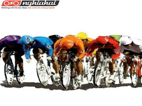 Cách đạp xe đạp địa hình chuyên nghiệp